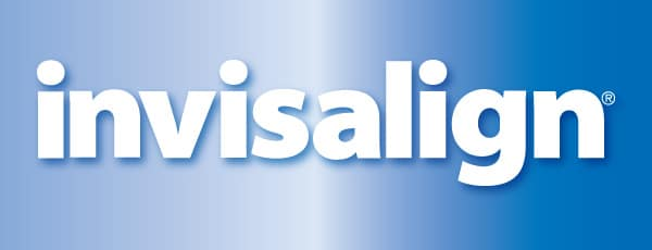Invisalign logo - Dr Wilkins office can help you create a stunning smile