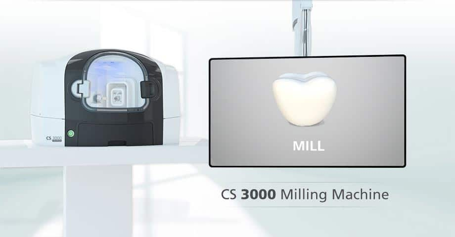 Carestream CS 3000 Crowns